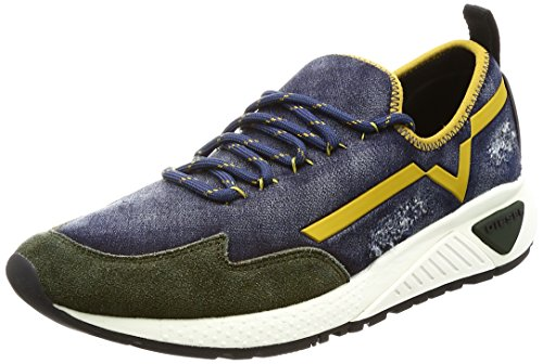 Diesel Sneakers Diesel Y01534 Blu PS310 Y01534 PS310 Uomo Skb Skb gwq1a0