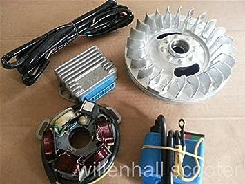 Lambretta GP DL Electronic Flywheel 12V