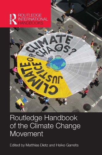 Routledge Handbook of the Climate Change Movement (Routledge International Handbooks) Pdf