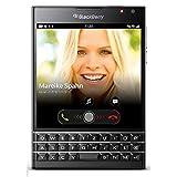 BlackBerry Passport SQW100-1 Unlocked GSM Phone w/ 3-row keyboard - Black