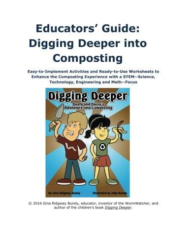 Amazon.com: Digging Deeper Educators Guide: STEM Activity Workbook ...