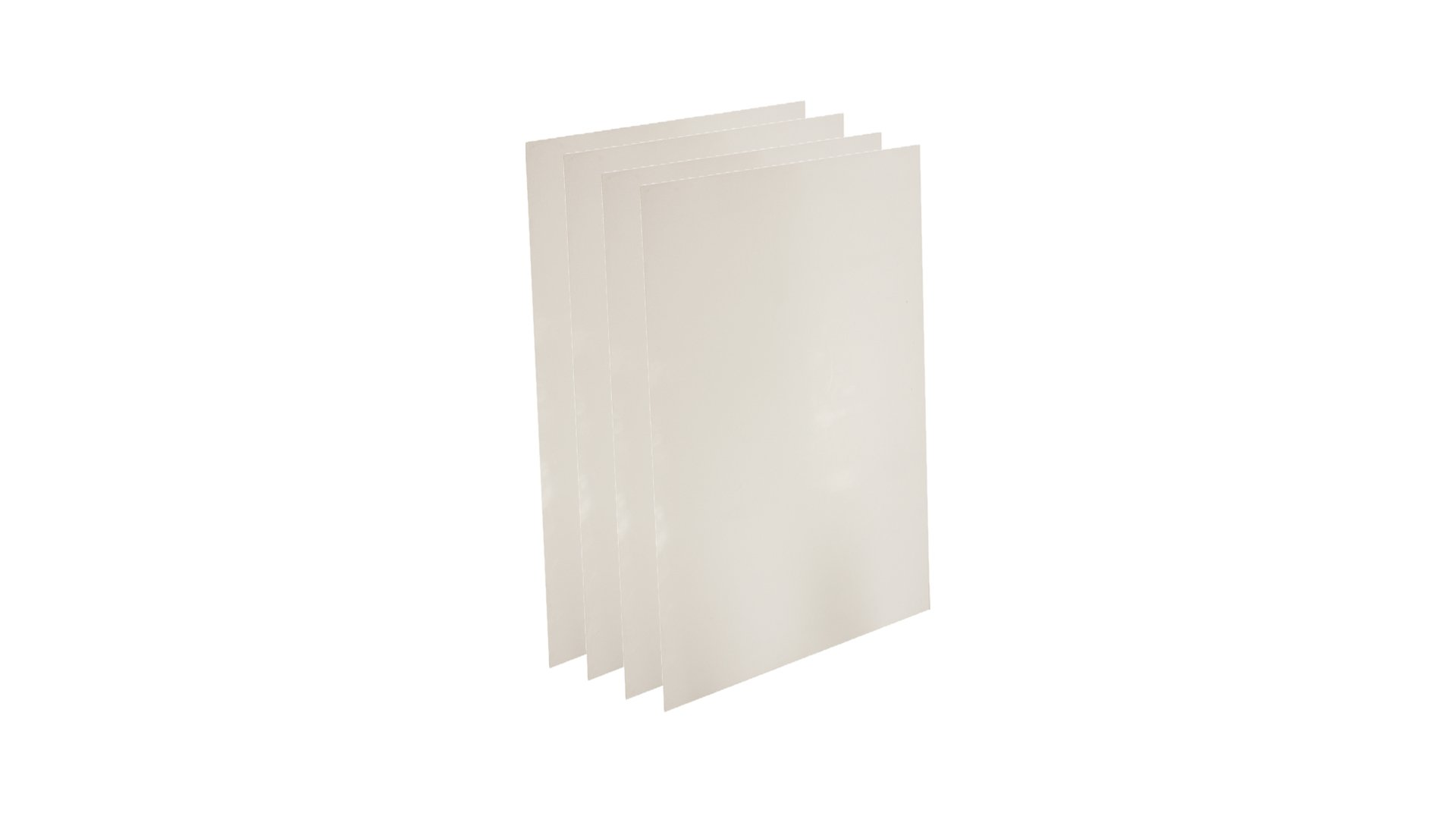 Sterling Seal 24SH.512x6x4 24SH Expanded PTFE Sheet, 0.5 mm Thick, 12'' x 6'', White (Pack of 4) by Sterling Seal & Supply, Inc. (STCC)