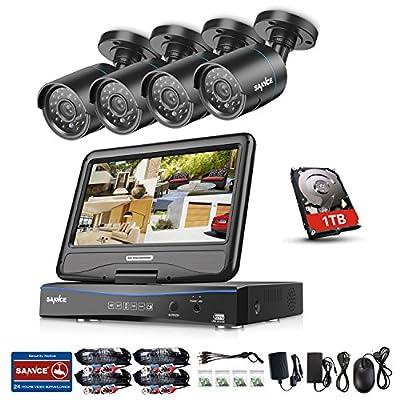 SANNCE 1080P Camera System
