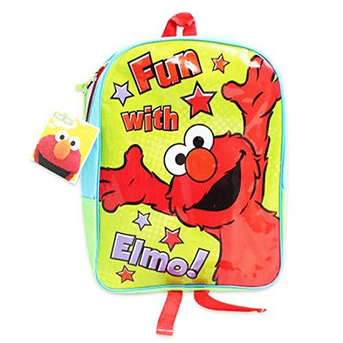 Sesame Street Toddler School Backpack