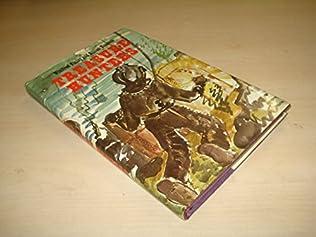 book cover of Treasure Hunters