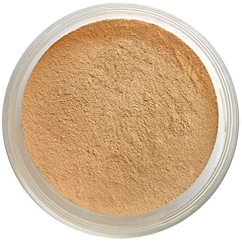 Nourisse Natural 100% Pure Mineral Foundation Facial Sunscreen Powder