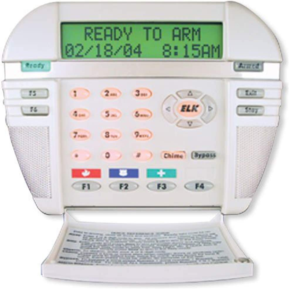 6 Functions Keys Elk M1KP LCD Keypad
