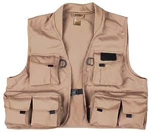 Master sportsman north fork fishing vest for Fishing vest amazon