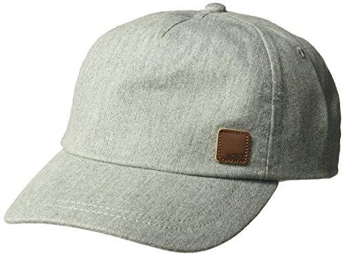 (Roxy Junior's Extra Innings Baseball Cap, Heritage Heather, One)