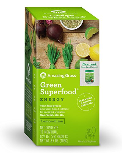 Amazing Grass Superfood Individual Servings