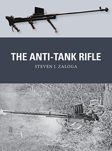 The Anti-Tank Rifle (Weapon Book 60)