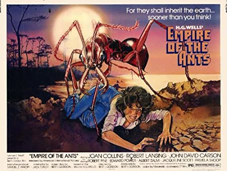 empire of the ants movie poster