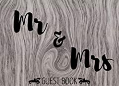 A perfect wedding guest book to keep all the memories of your special day.                       Details :                                  100 Pages.                             400 Guests and their messages.                 ...