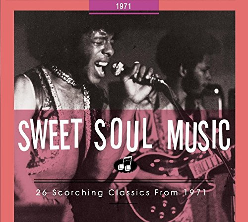 Sweet Music Cd - Sweet Soul Music: 26 Scorching Classics From 1971