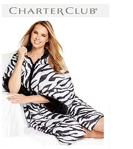 Charter Club 3-in-1 Blanket/Throw/Wrap 62