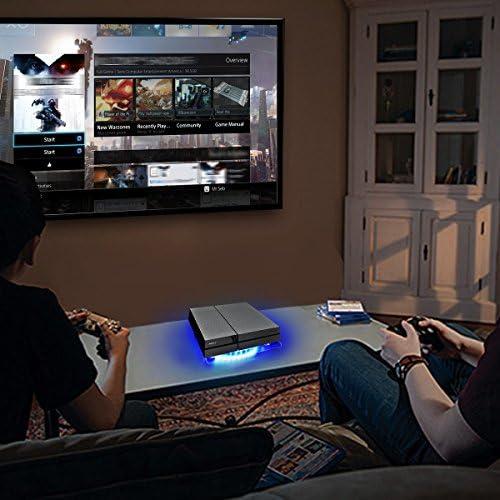 Wowled Ventilateur, refroidisseur LED - Actualités des Jeux Videos