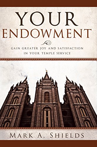 Image of Your Endowment by Mark A. Shields (8/8/2009)