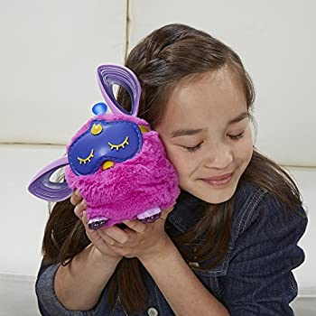 Hasbro Furby Connect Friend, Purple 9