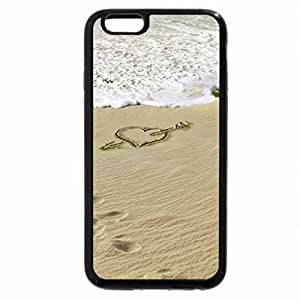 iPhone 6S Plus Case, iPhone 6 Plus Case, Love Letter in the Sand