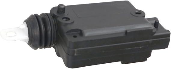 7702127213 Actionneur de verrouillage de porte de moteur /à verrouillage central 2 broches adapt/é pour Re-nault Mega-ne Sce-nic Cl-io