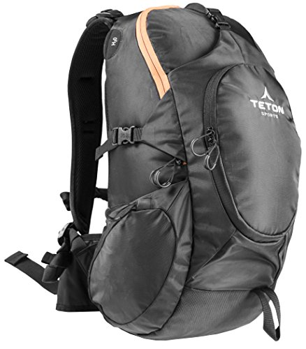 TETON Sports Rock 1800 Backpack; Ultralight Backpacking Gear; Hiking Backpack for Camping, Hunting, Mountaineering, and Outdoor Sports; Free Rain Cover Included