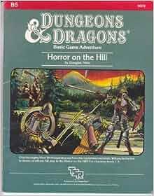 Horror On The Hill Dungeons Amp Dragons Module B5 Douglas border=
