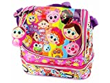 Ksimerito Distroller LUNCH BOX - Includes Food & Water Container and More ! - Distroller World Themed