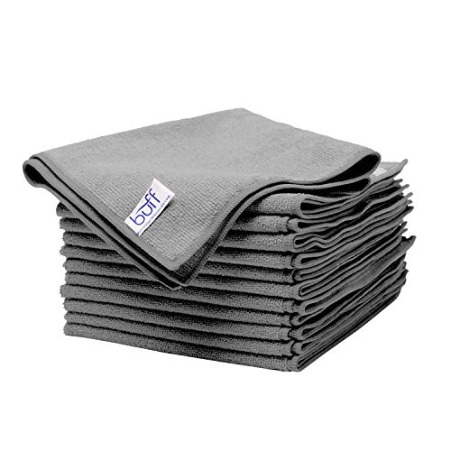 """BuffTM Microfiber Cleaning Cloth 