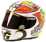 Minichamps DP 1/2 AGV helmet Rossi Moto GP Mugello 2006 (japan import)
