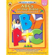 ABCs of the Bible, Grades PK - K: Coloring Fun from A to Z (Fun Faith-Builders)