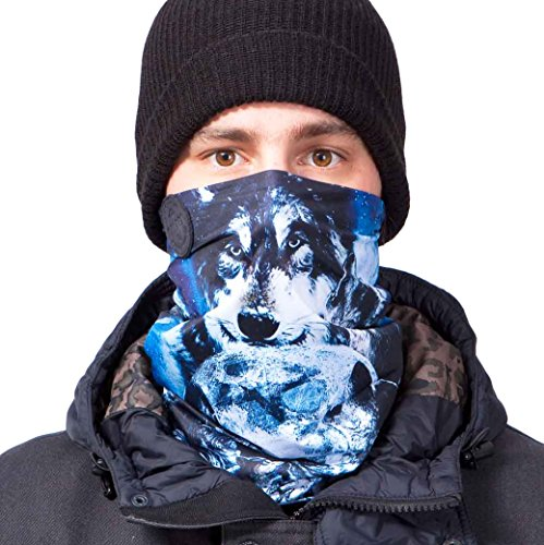 Celtek Men's Step Up Neck Gaiter