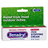 Product review for Benadryl Itch Stopping Cream, Original Strength, 1 Ounce (Pack of 2)