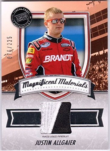 Used, JUSTIN ALLGAIER 2011 Fanfare Magnificent Materials for sale  Delivered anywhere in USA