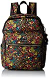Sakroots Women's Artist Circle Cargo Backpack, Rainbow Spirit Desert