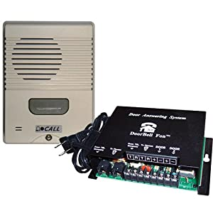 DoorBell Fon Door Answering System Ivory (DP28-IT)