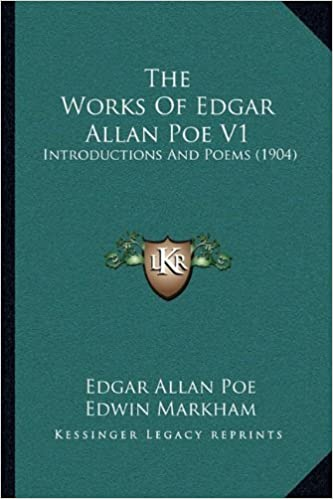 The Works of Edgar Allan Poe V1: Introductions and Poems (1904) by Edgar Allan Poe (2010-09-10)