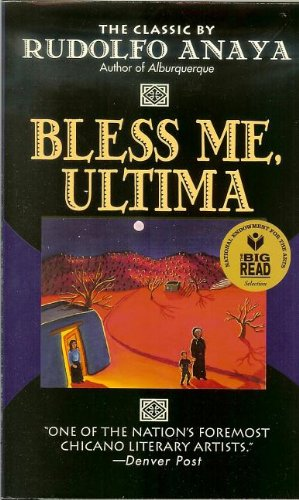 book cover of Bless Me, Ultima