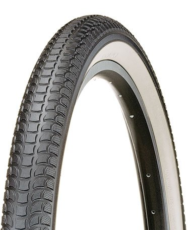 Kenda Cruiser/Street K-927 Whitewall Tire 26X2.125