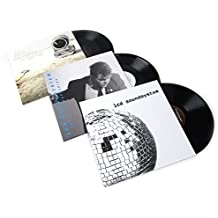 LCD Soundsystem: Vinyl LP Album Pack (S/T, Sound Of Silver, This Is Happening)