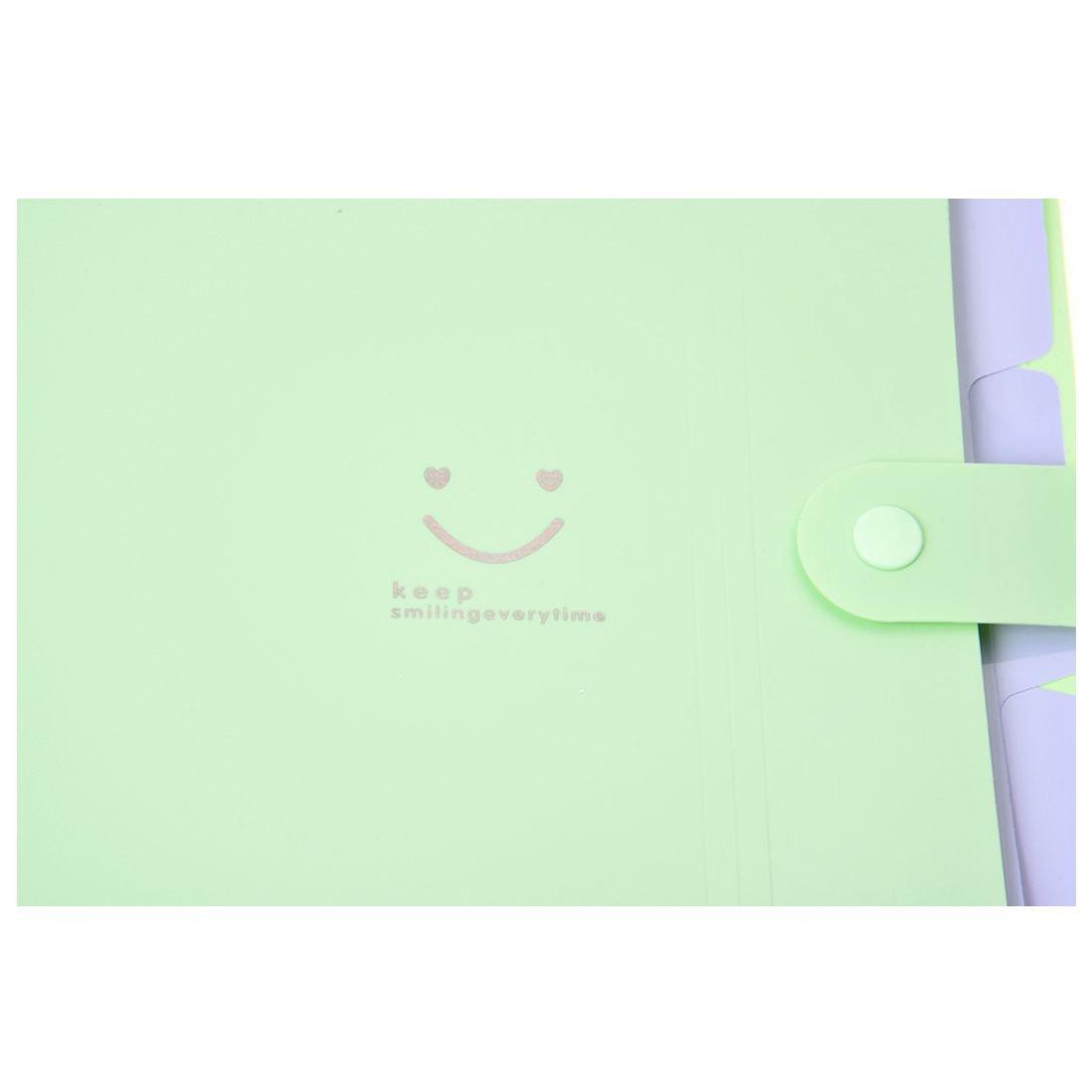 Amazon.com : SODIAL(R) Kawaii FoldersStationery Carpeta File ...