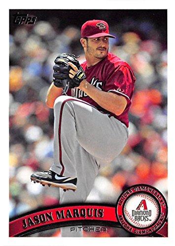 - Baseball MLB 2011 Topps Update #US62 Jason Marquis #US62 NM Diamondbacks