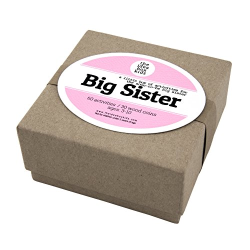 Big Sister Natural - The Idea Box Kids Big Sister: Activities for the Soon-to-be Big Sister