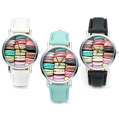 Top Plaza Womens Colorful Macaron