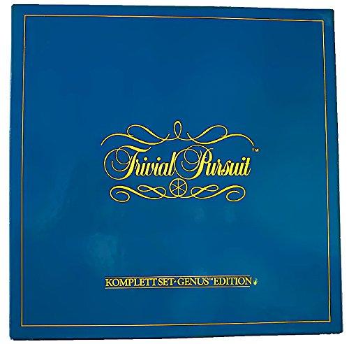 Trivial Pursuit - Edition 1997 - Komplettset - Parker