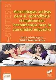Metodologías activas para el aprendizaje competencial