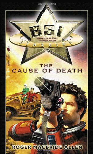 book cover of The Cause of Death
