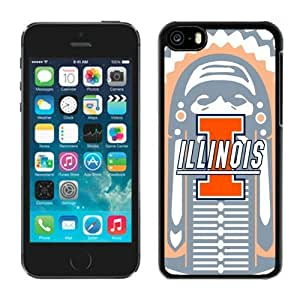 Customized Iphone 5c Case Ncaa Big Ten Conference Illinois Fighting Illini 10 by mcsharks