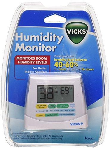 Kaz Vicks Health Check Humidity Monitor