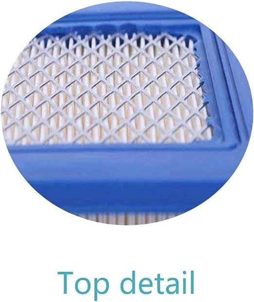 Jumbo Filtro para Briggs & Stratton 593260 Push Lawn Mover 4101 ...