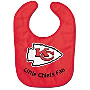 NFL Kansas City Chiefs WCRA2048314 All Pro Baby Bib